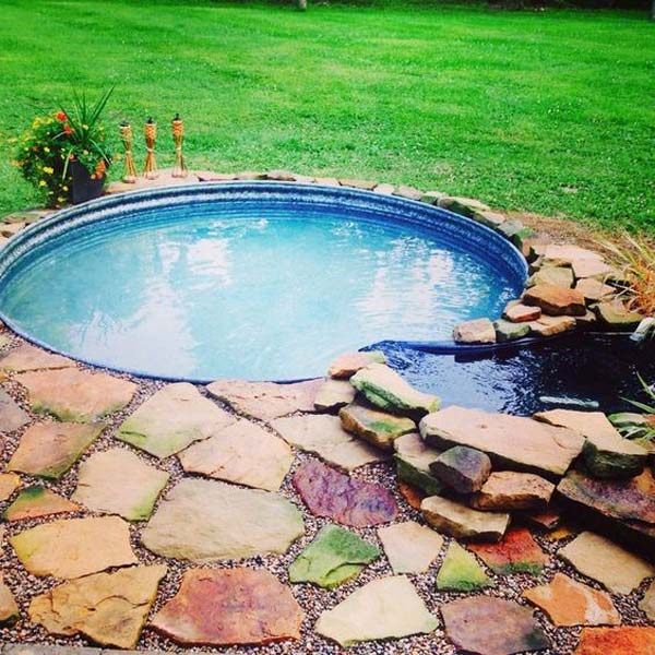 galvanized-stock-tank-pool-ideas-woohome-1