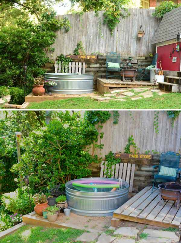 galvanized-stock-tank-pool-ideas-woohome-5