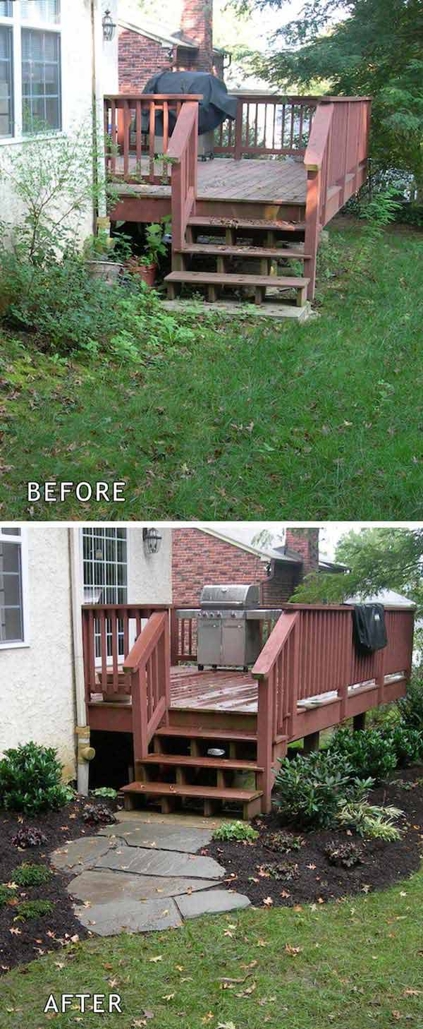 how-to-use-a-narrow-side-yard-woohome-10