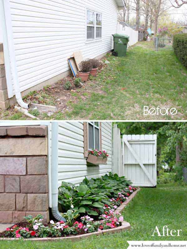 Awesome Ideas To Use Your Narrow Side Yard Amazing Diy