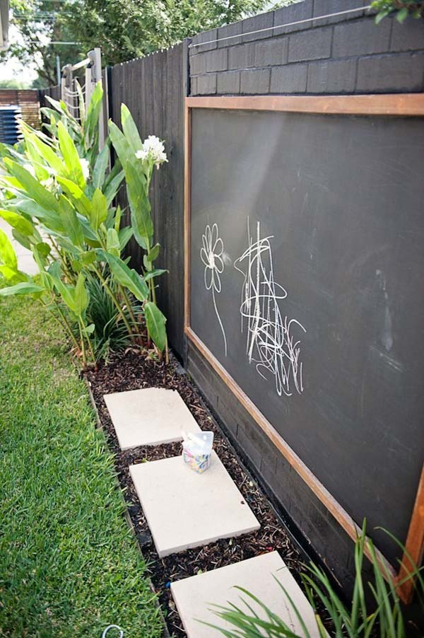 Awesome Ideas To Use Your Narrow Side Yard - Amazing DIY ... on Narrow Yard Ideas id=66207