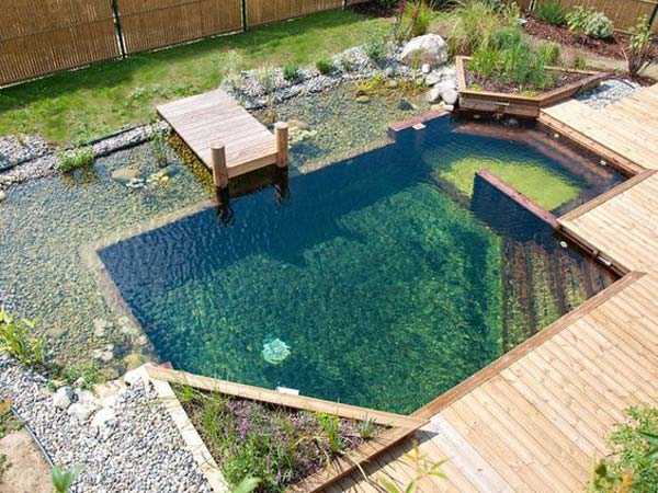 24 backyard natural pools you want to have them immediately amazing diy interior home design. Black Bedroom Furniture Sets. Home Design Ideas
