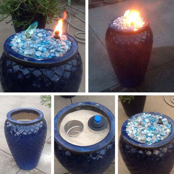 Giant Garden Pots Make a large pot project for garden and yard amazing diy interior giant pot for garden yard woohome 1 workwithnaturefo