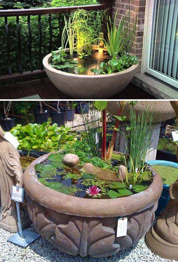 Giant Garden Pots Make a large pot project for garden and yard amazing diy interior giant pot for garden yard woohome 101 workwithnaturefo