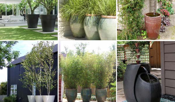 Giant Garden Pots Make a large pot project for garden and yard amazing diy interior make a large pot project for garden and yard workwithnaturefo