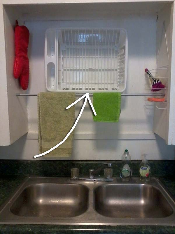 Top 34 Clever Hacks And Products For Your Small Kitchen
