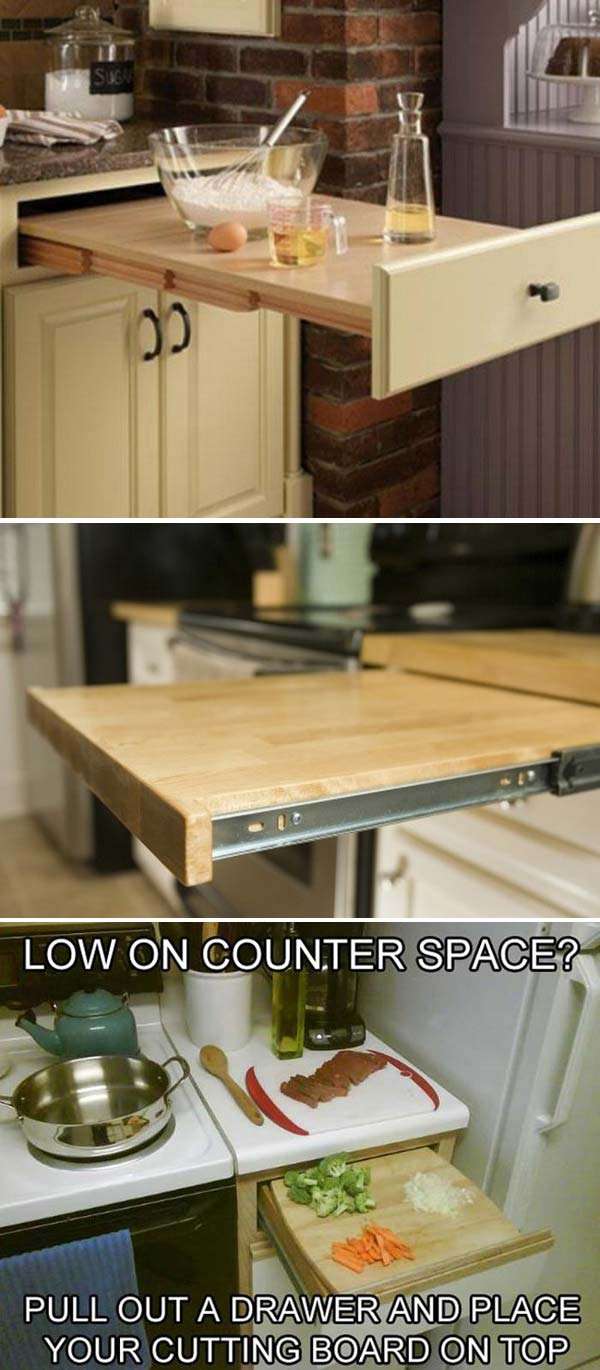 Top 34 Clever Hacks And Products For Your Small Kitchen Amazing Diy Interior Home Design