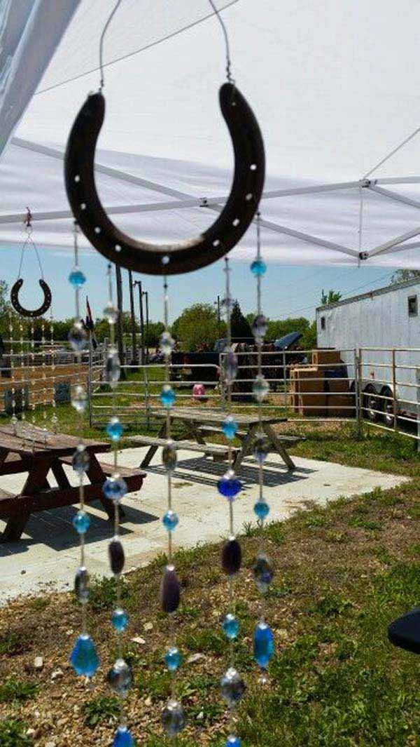 19 Lucky Horseshoe Crafts Surely Attract Interest Amazing Diy Interior Home Design