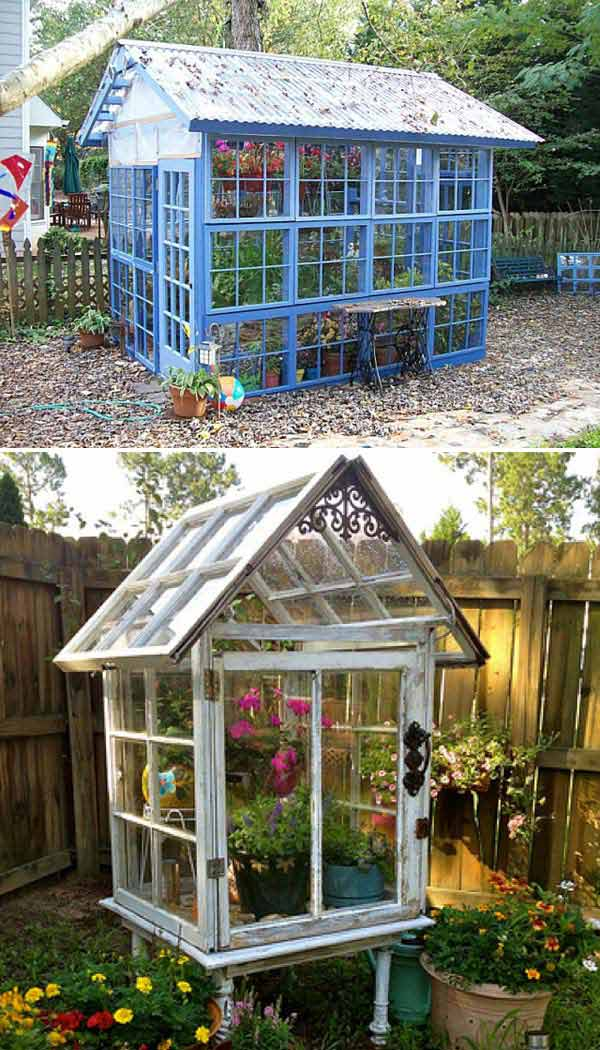 17 Simple Budget-Friendly Plans to Build a Greenhouse - Amazing ...