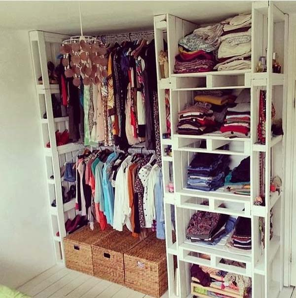 creative cost garden life clothes low diy ideas closets for closet storage home