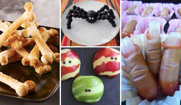 Scary Halloween Snack Hacks You Should Try