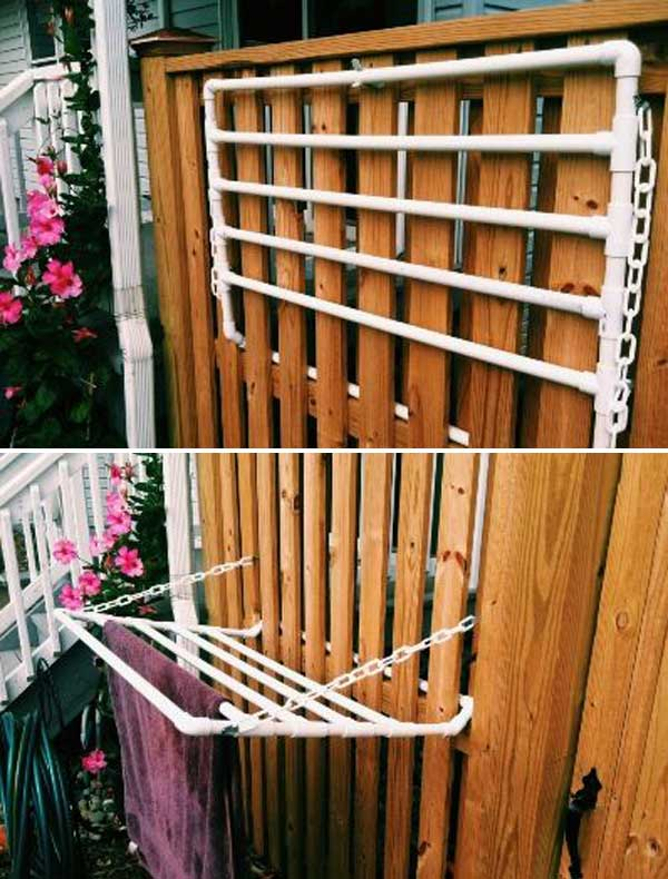 Top 20 Low-Cost DIY Gardening Projects Made With PVC Pipes DIY PVC Pipe Projects for Garden 10