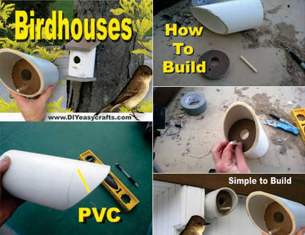 Top 20 Low-Cost DIY Gardening Projects Made With PVC Pipes DIY PVC Pipe Projects for Garden 12