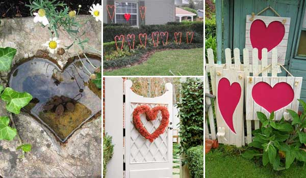Outdoor Decorating Ideas With Hearts For This Valentines Day   Amazing DIY,  Interior U0026 Home Design