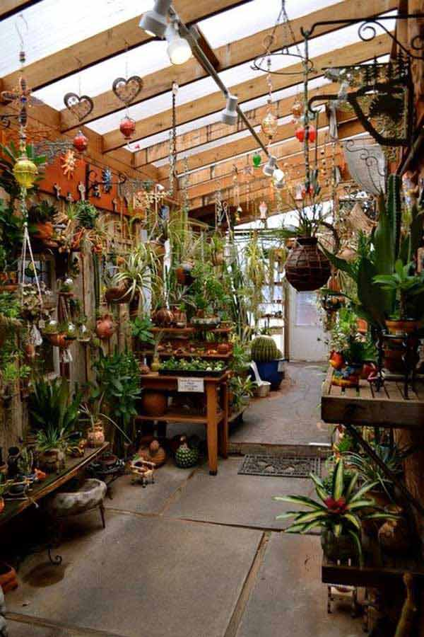 Top 34 Amazing Garden Decor Ideas in Bohemian Style ...