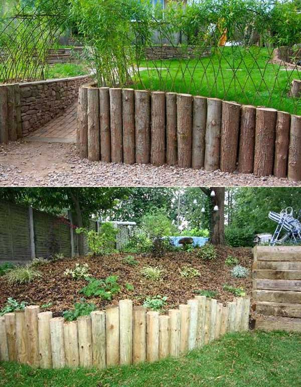 20 Inspiring Tips For Building A Diy Retaining Wall Amazing Diy
