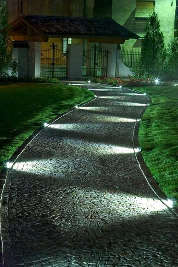 diy outdoor lighting 16