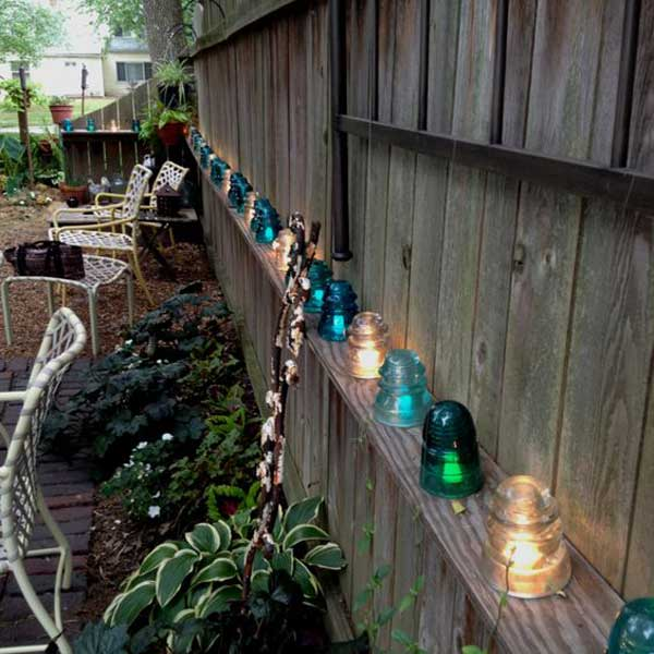 Top 28 ideas adding diy backyard lighting for summer for Outdoor electric yard lights