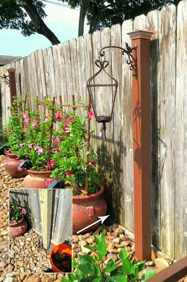 Top 28 Ideas Adding DIY Backyard Lighting for Summer ... on Diy Backyard Remodel id=27378