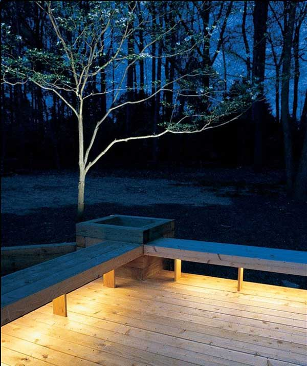 Top 28 Ideas Adding DIY Backyard Lighting for Summer ...