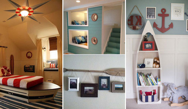 These 21 Nautical-Inspired Room Ideas Your Kids Will Say WOW