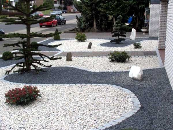 29 cool white gravel decorative ideas amazing diy for White gravel landscaping