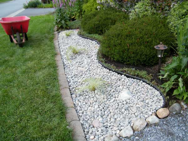 Merveilleux 29 Cool White Gravel Decorative Ideas