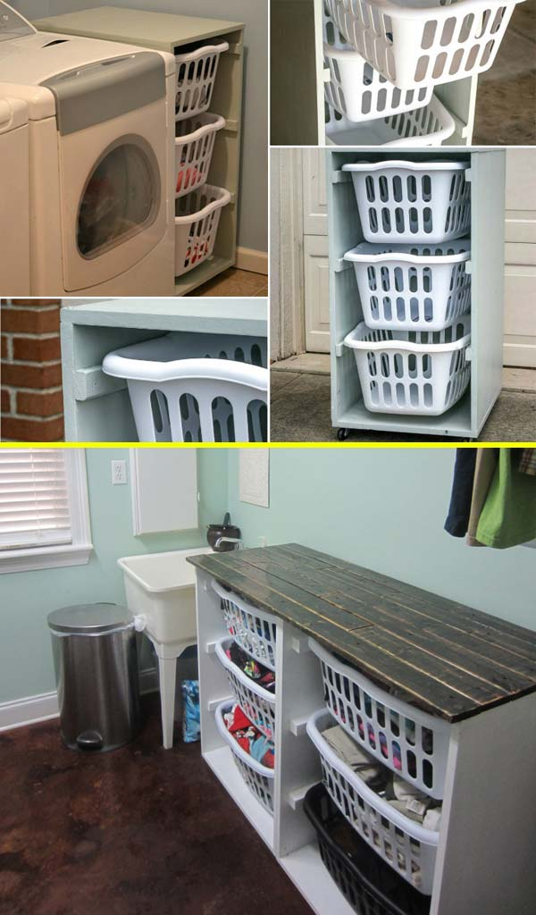 22 Hacks And Diy Projects To Make Doing Laundry More