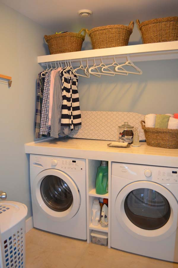 Diy Projects To Make Doing Laundry