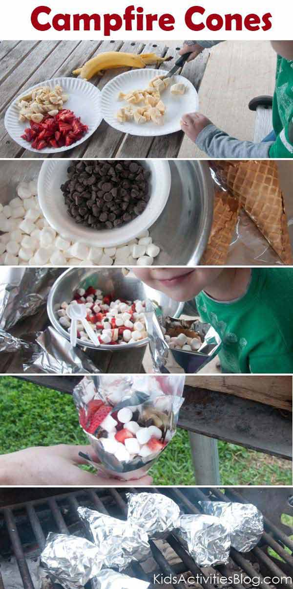 The Best 34 Genius Camping Hacks You Need To Try