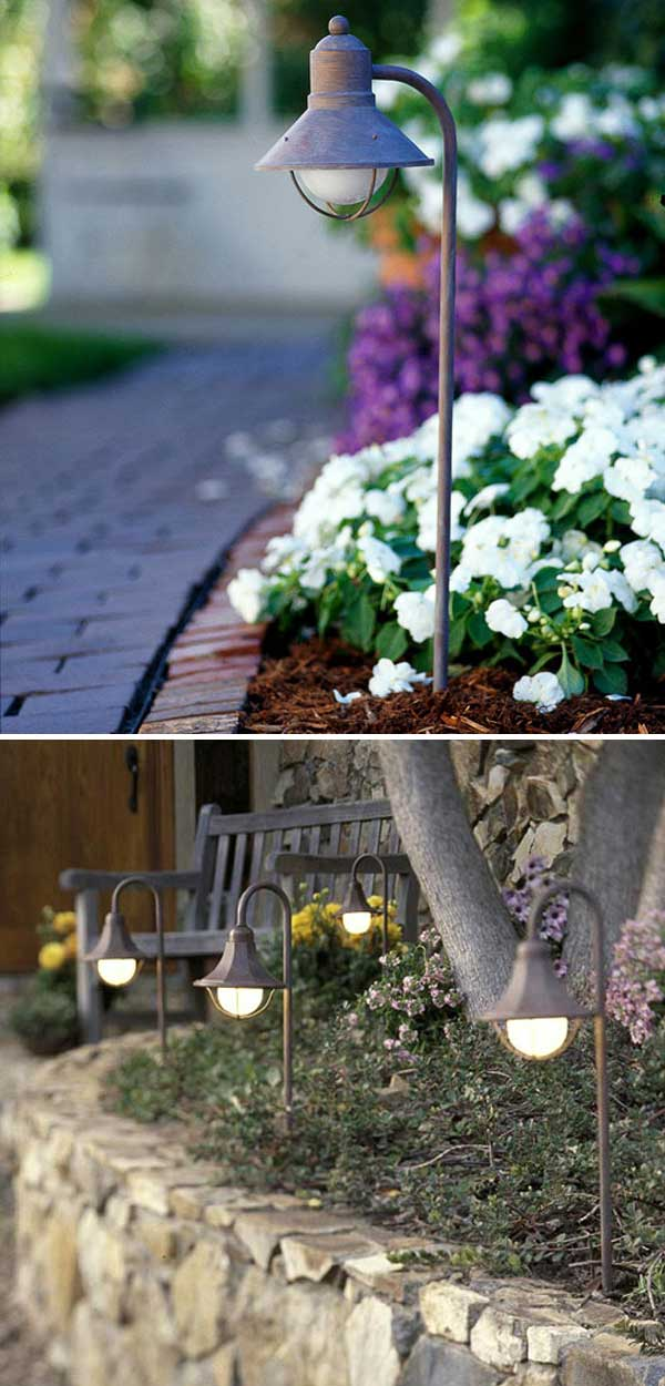 pathway lighting ideas. there are a lot of different lighting styles such as modern rural common or completely hidden you can choose for your outdoor path pathway ideas