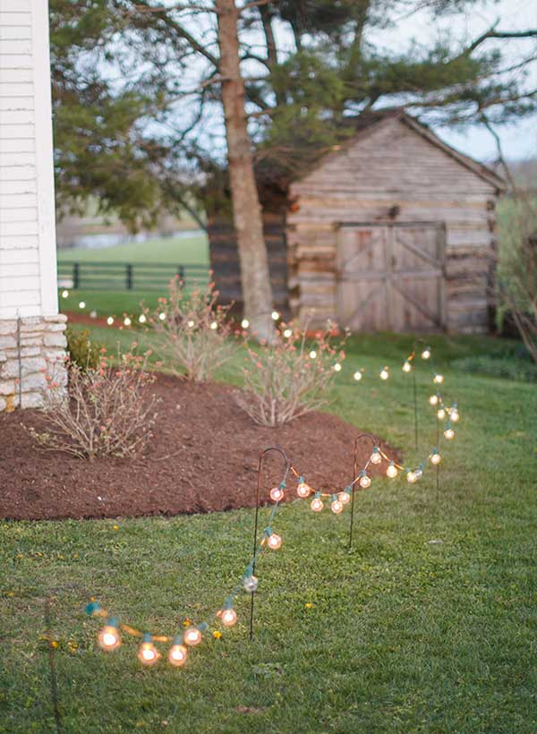 Diy Pathway Lighting Ideas For Garden And Yard Amazing Diy