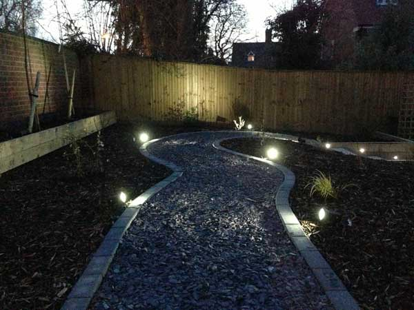 Diy Pathway Lighting Ideas For Garden And Yard Amazing
