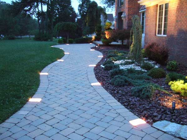pathway lighting ideas. source bloghomedepotcom pathway lighting ideas y