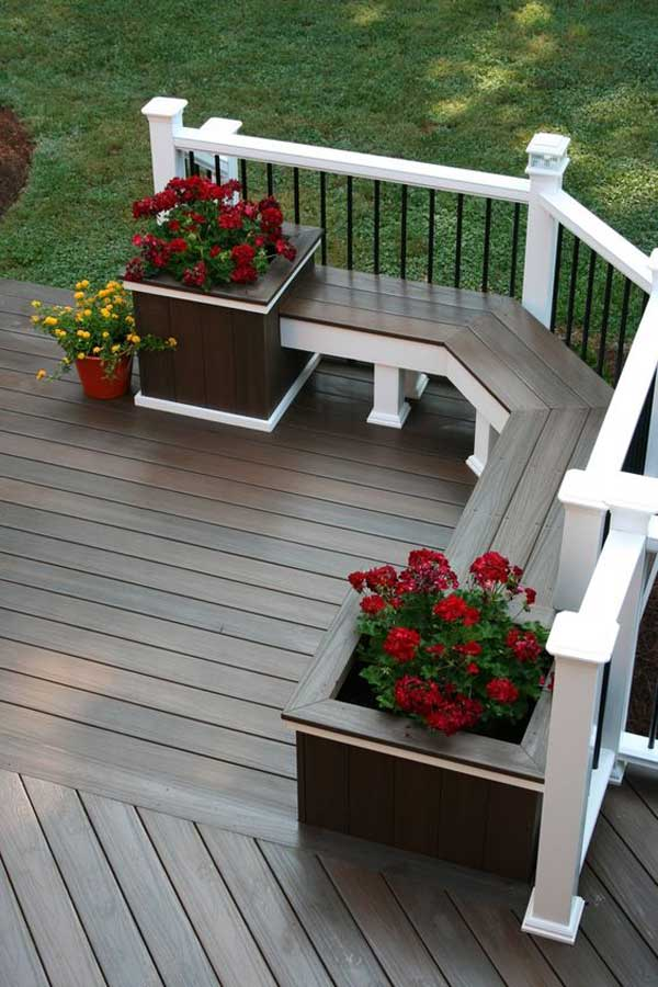 10 Great Deck Lighting Ideas For Your Outdoor Patio: 29 Superb Ways To Update The Porch And Patio