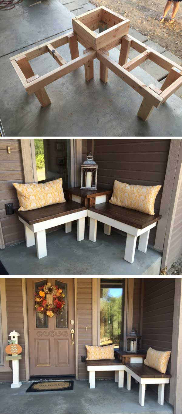 Superb Ways Update The Porch And Patio