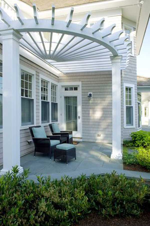 29 Superb Ways to Update the Porch and Patio on Curved Patio Ideas id=89278