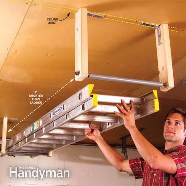 Top 24 Cheap And Easy Garage Organization Ideas Amazing