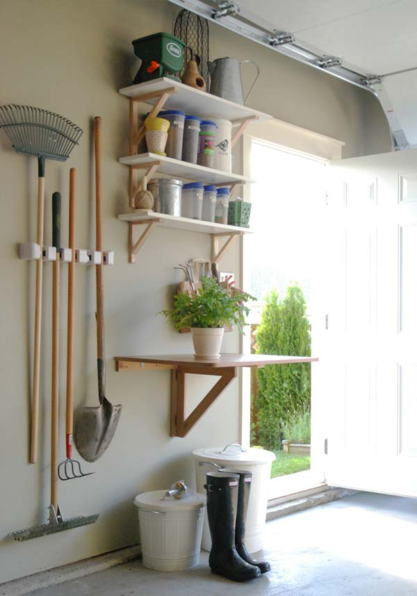 Top 24 Cheap and Easy Garage Organization Ideas - Amazing ...