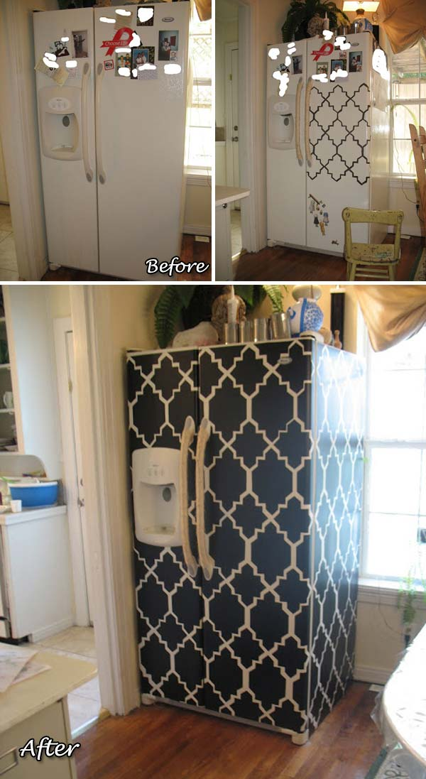The Best 22 Decorating Hacks Using Cheap Contact Paper