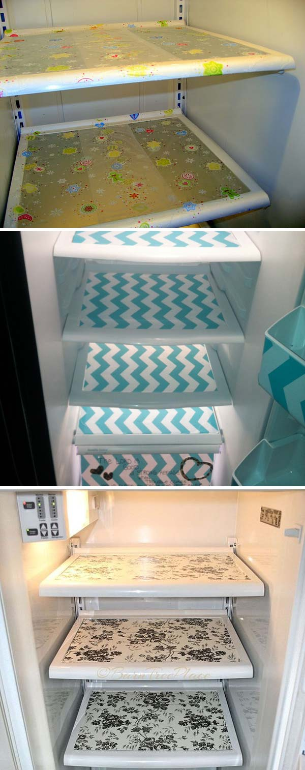 The Best 22 Decorating Hacks Using Cheap Contact Paper - Amazing DIY ...