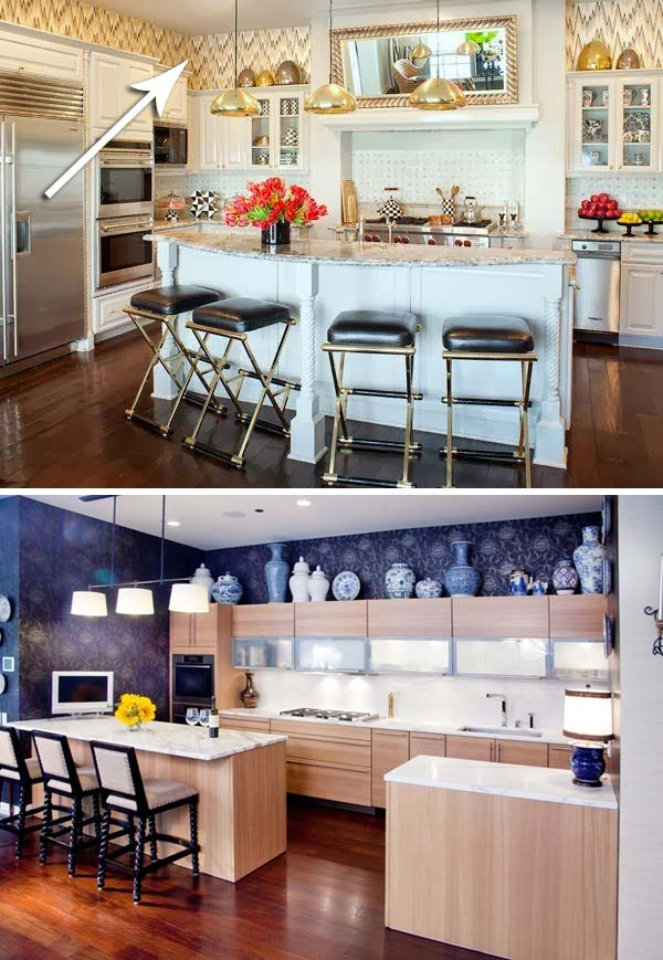 20 Stylish And Budget Friendly Ways To Decorate Above