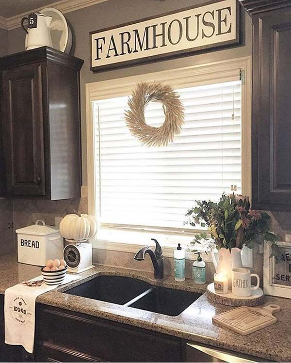 Simple Home Interiors: 38 Fall Decorating Ideas In The Style Of Farmhouse