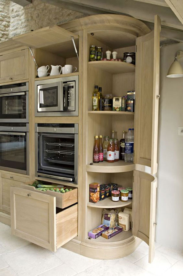 kitchen corner cabinet shelf fabulous hacks to utilize the space of corner kitchen 6606