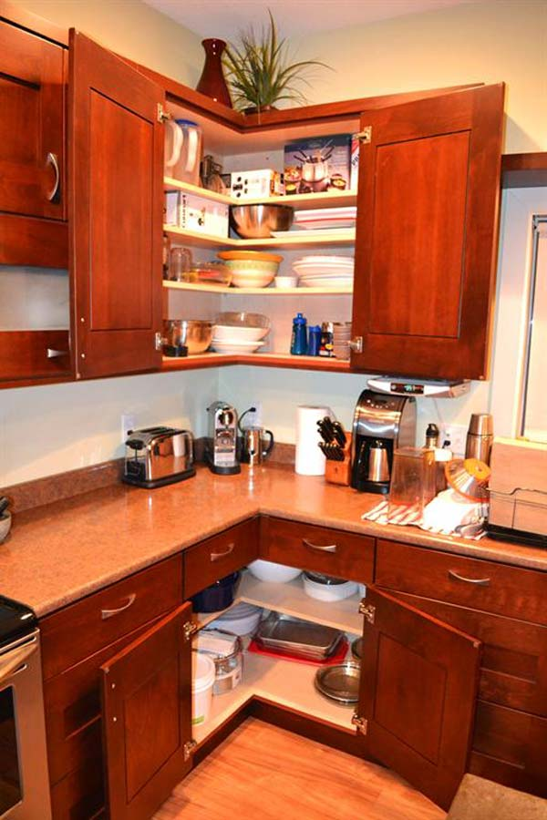 Fabulous Hacks To Utilize The Space Of Corner Kitchen Cabinets Amazing Diy Interior Home Design,Cherry Blossom Festival