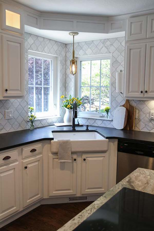 The Dining Room Is Back 4 Ways To Revive Your Fabulous: Fabulous Hacks To Utilize The Space Of Corner Kitchen Cabinets