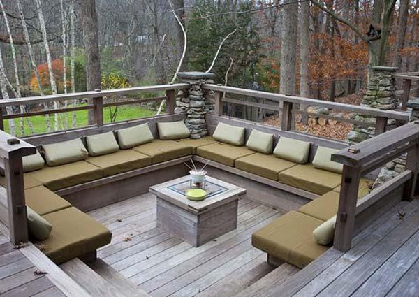 Small Balcony Ideas Cozy