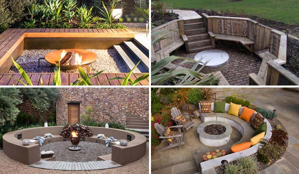 21 Awesome Sunken Fire Pit Ideas To Steal for Cozy Nights - Amazing on home landscaping designs, home photography studio designs, home dining room designs, home bar designs, home garage designs, home brick designs, home patio designs, home grill designs, home internet designs, home fireplace designs, home game room designs, home bocce ball court designs, home great room designs, home library designs, home backyard designs, home house plans designs, home garden designs, home putting green designs, home shower designs, home steam room designs,
