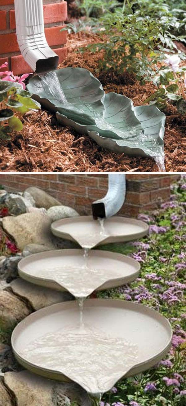 The Best 20 Diy Ideas To Create A Decorative Downspout
