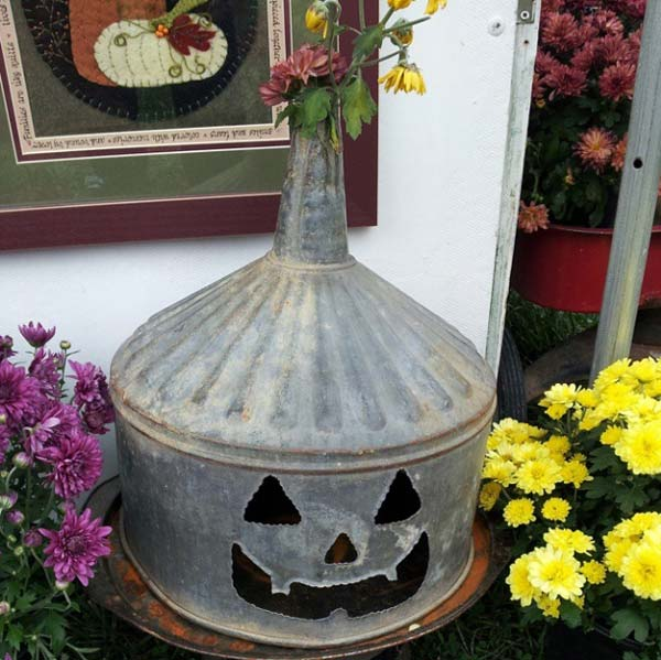 Diy Home Design Ideas Com: Creative Ideas To Use Galvanized Buckets In Holiday Decor